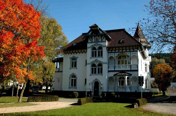 Rathauspark im Herbst