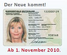 Externer Link: Personalausweisportal