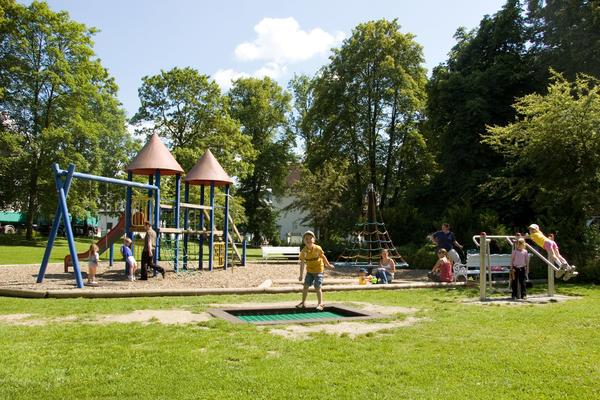 Spielplatz, Rathauspark
