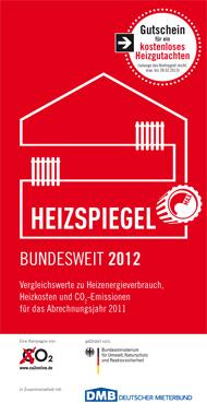 Heizspiegel 2012-2
