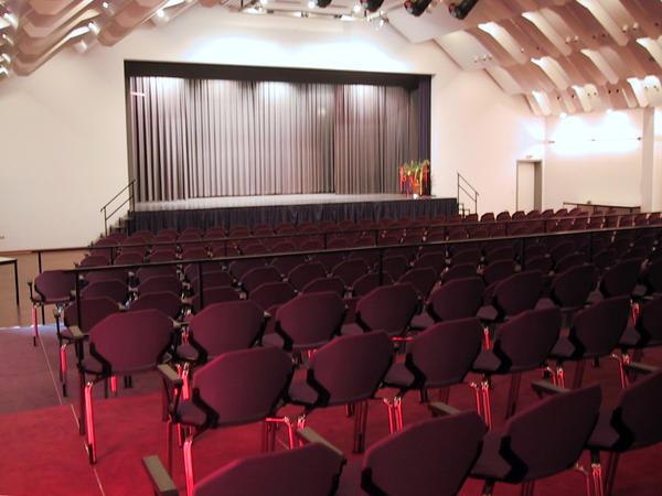 Bürgerhaus Bühne