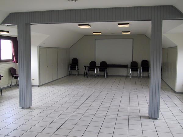 Großer Gruppenraum Bürgerhaus