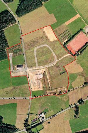 Gewerbegebiet Weidenhausen