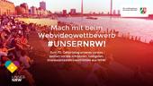 Externer Link: Webvideowettbewerb UNSERNRW