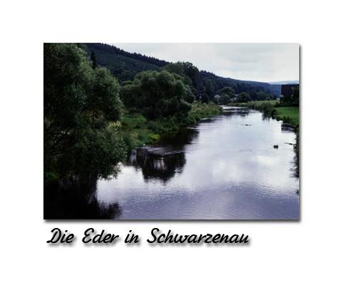 Eder in Schwarzenau