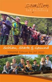 Schlau, Stark & Gesund - 2. Halbjahr 2016