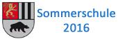 Ergebnisse Sommerschule 2016 (Berghausen/Raumland)
