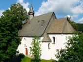 Kirche Raumland Leiste