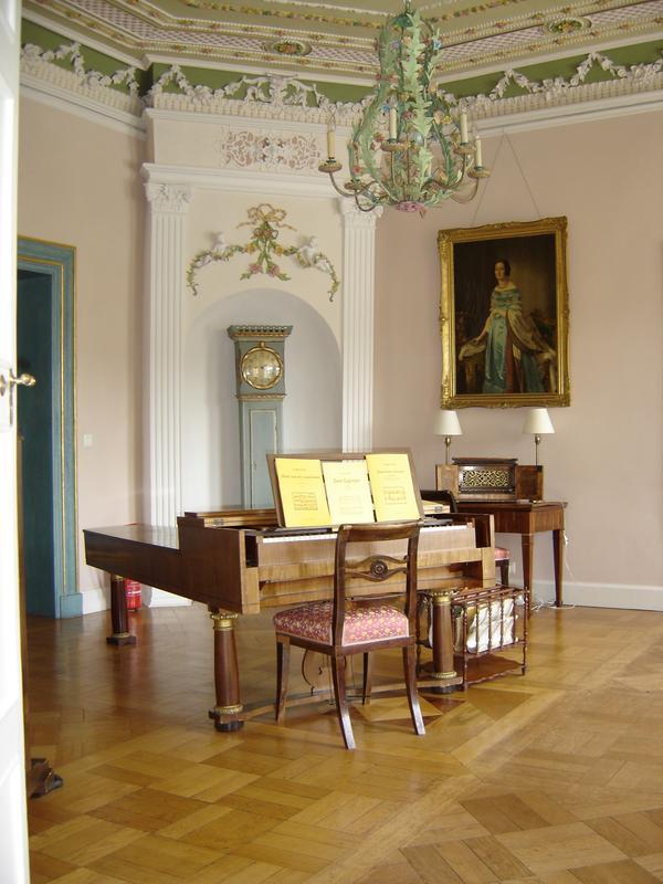 Schloss Klavier