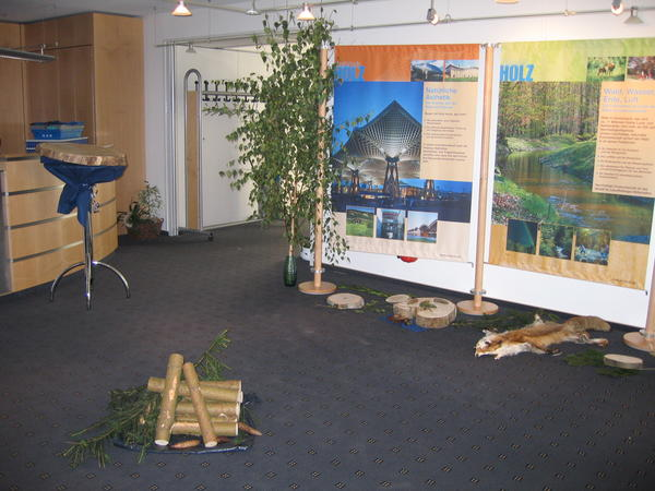Volksbank Ausstellungsräume