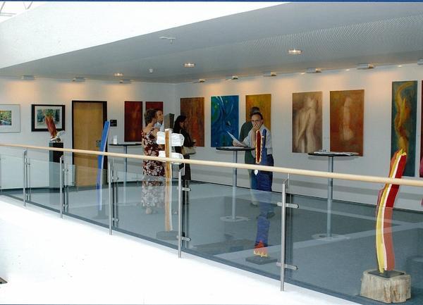 Ausstellungsräume Sparkasse 2_links