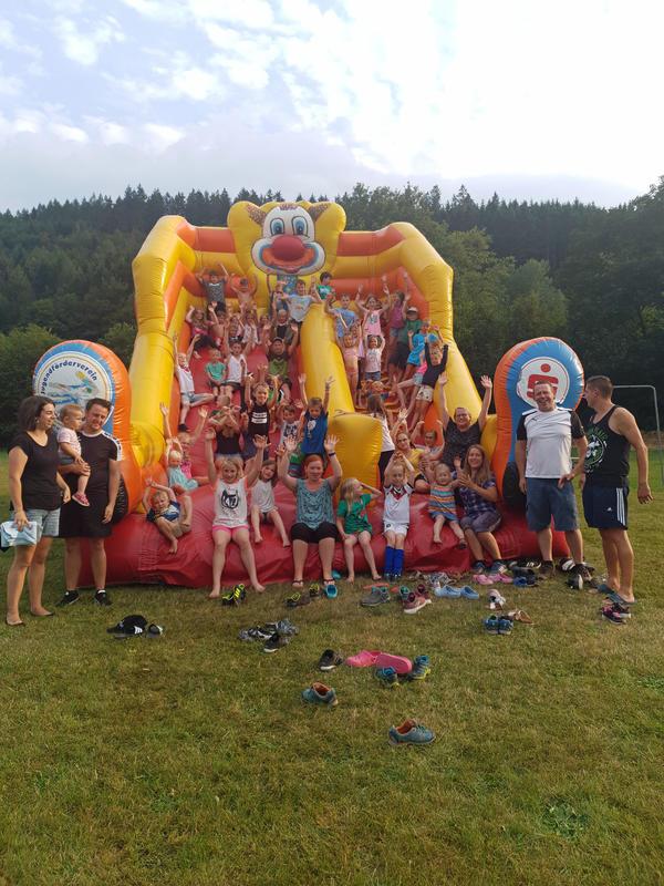 Ferienspiele 2019 Kinderzeltlager