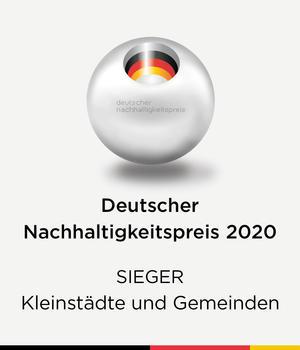 Siegel Deutscher Nachhaltigkeitspreis