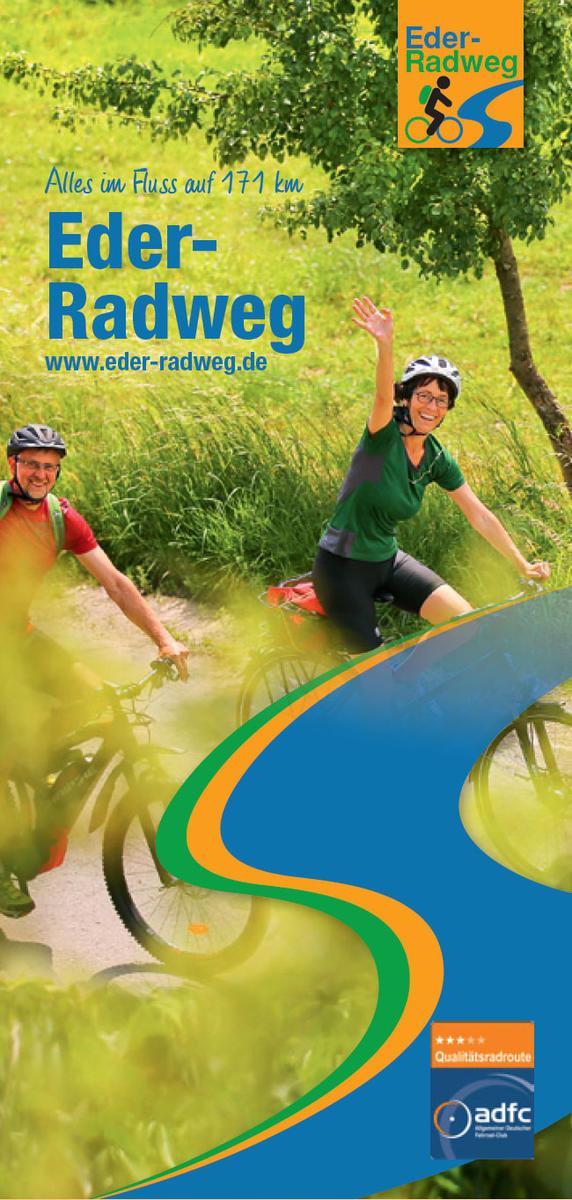 Flyer Eder-Radweg